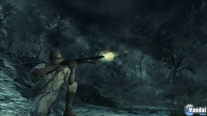 Imagen 6 de Call of Duty: World at War para Xbox 360