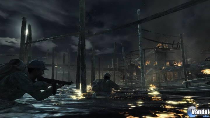 Imagen 4 de Call of Duty: World at War para Xbox 360