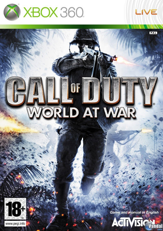 Imagen 38 de Call of Duty: World at War para Xbox 360