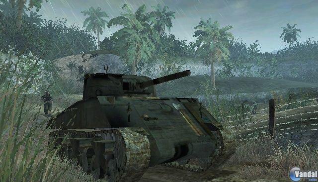 Imagen 7 de Call of Duty: World at War para Wii
