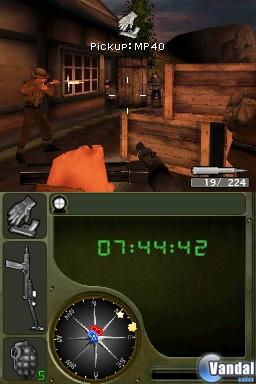 Imagen 1 de Call of Duty: World at War para Nintendo DS