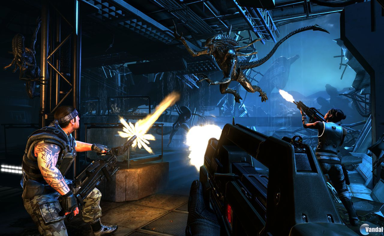 Imagen 55 de Aliens: Colonial Marines para PlayStation 3