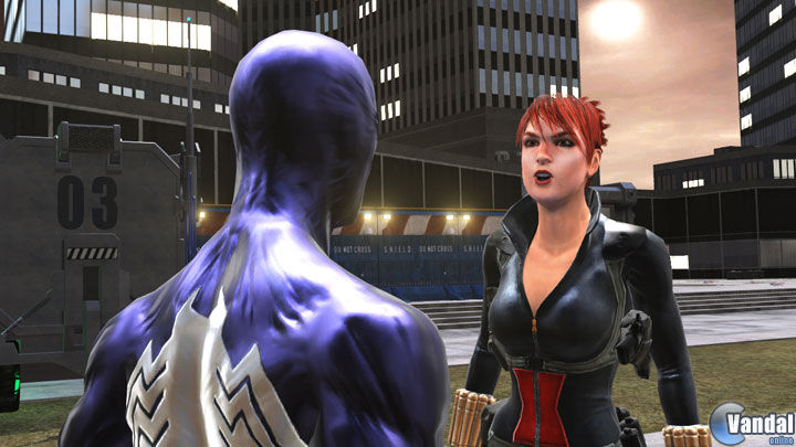 SpiderMan Web of Shadows Video Game  TV Tropes