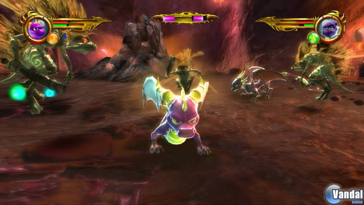 Imagen 4 de Legend of Spyro: Dawn of the Dragon para PlayStation 3
