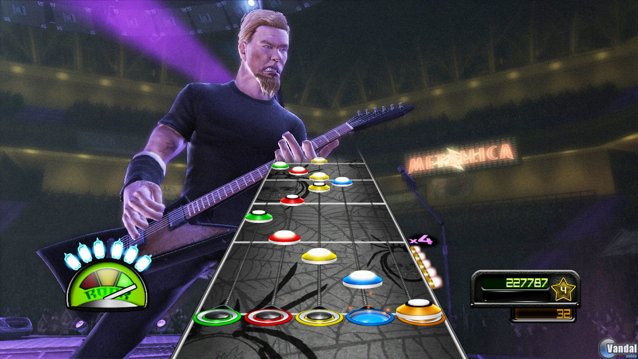 Imagen 31 de Guitar Hero: Metallica para PlayStation 2
