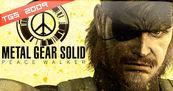 Impresiones Metal Gear Solid Peace Walker