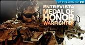 Entrevista Medal of Honor: Warfighter