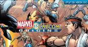 Marvel vs Capcom Origins PSN