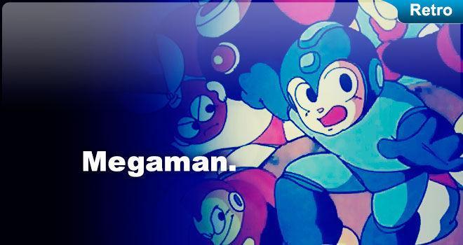 Mega man retro vandal for Megaman 9 portada