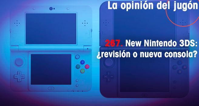 New Nintendo 3DS: �revisi�n o nueva consola? para