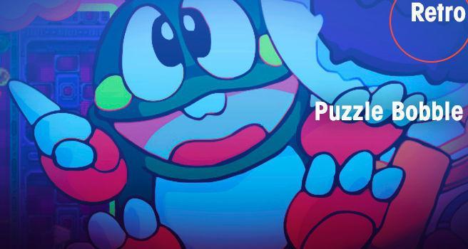 Puzzle Bobble para