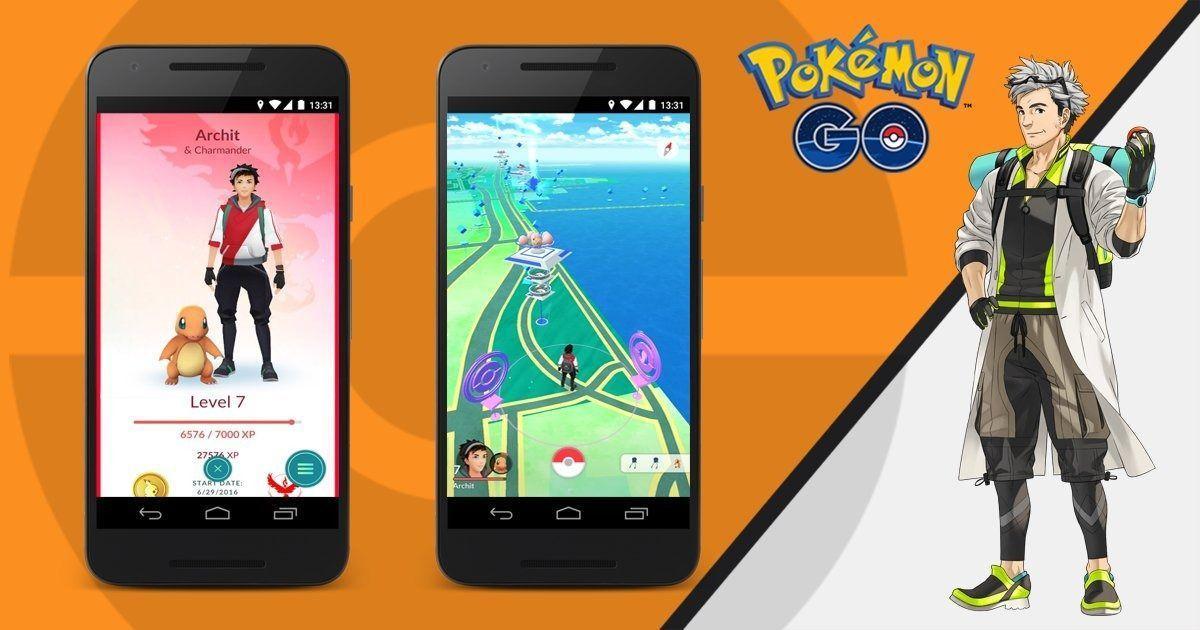 Compañero Pokémon GO
