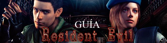 Guía de Resident Evil HD Remaster