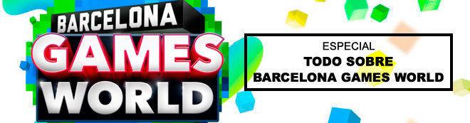 TODO sobre Barcelona Games World 2017: Fechas, juegos, noticias...