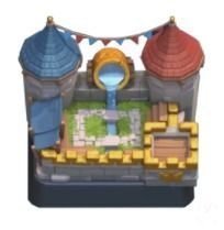 arena real clash royale