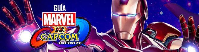 Guía Marvel vs. Capcom Infinite, trucos y consejos