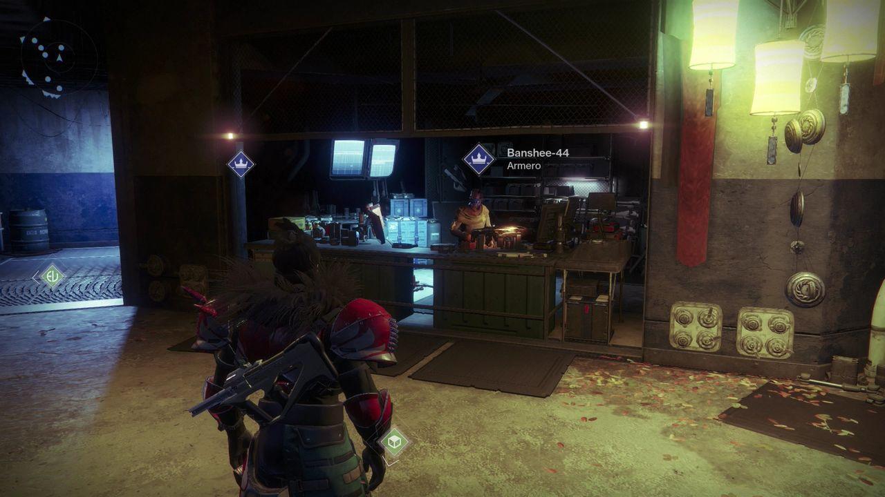 Fragmentos de leyenda Destiny 2