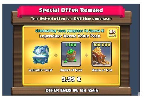 Consejos para conseguir gemas clash royale