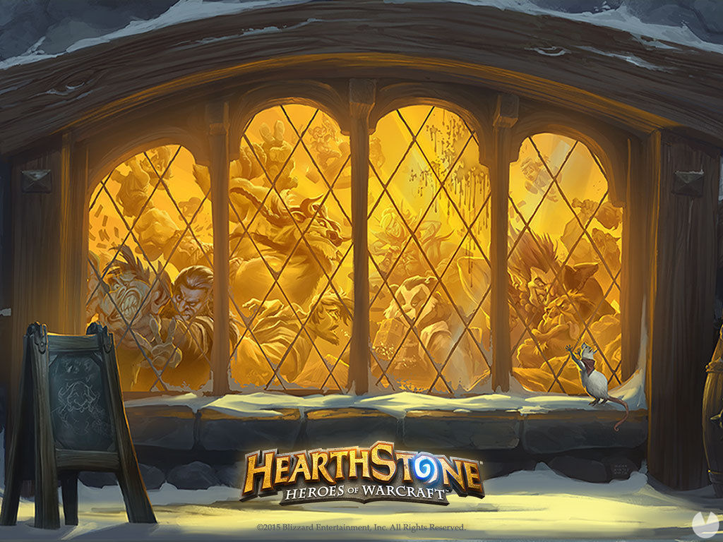 cartas y efectos hearthstone