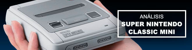 Análisis: Super Nintendo Classic Mini