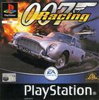 Carátula 007 Racing para PS One