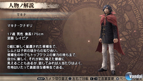 Imagen 312 de Final Fantasy Type-0 para PSP