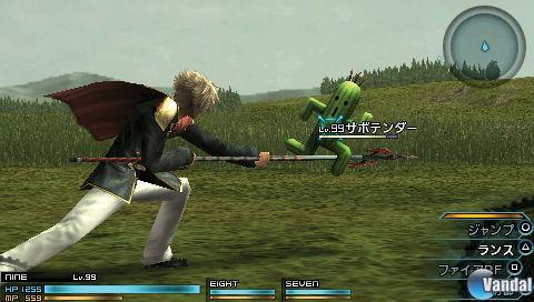Imagen 313 de Final Fantasy Type-0 para PSP