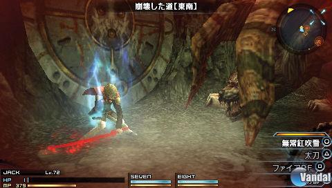 Imagen 314 de Final Fantasy Type-0 para PSP