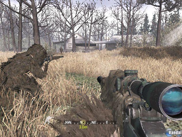 Imagen 19 de Call of Duty: Modern Warfare: Reflex para Wii