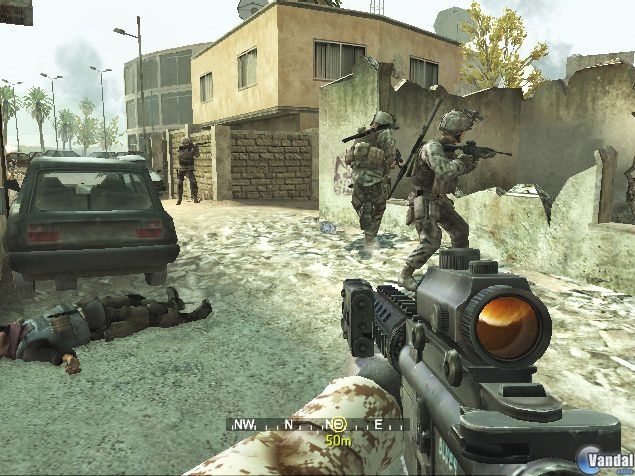 Imagen 18 de Call of Duty: Modern Warfare: Reflex para Wii