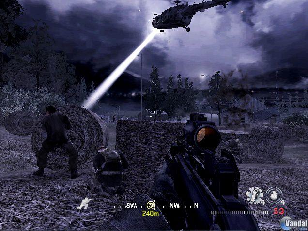 Imagen 17 de Call of Duty: Modern Warfare: Reflex para Wii