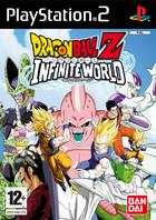 Dragon Ball Z: Infinite World para PlayStation 2