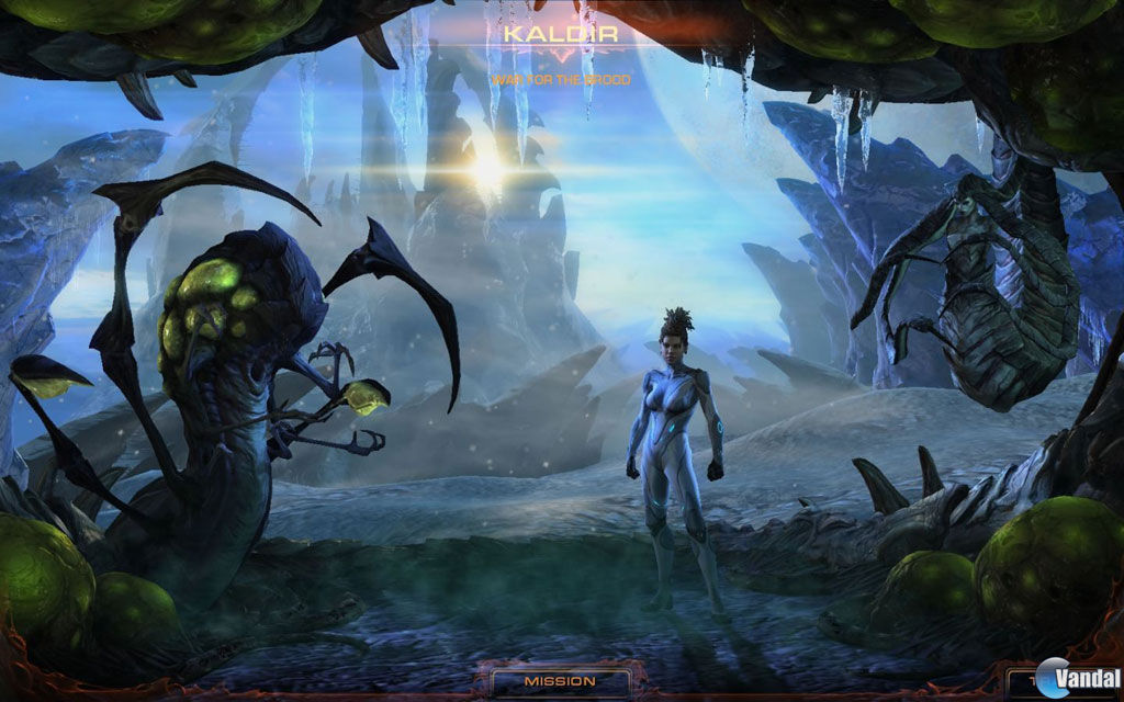 Imagen 29 de StarCraft II: Heart of the Swarm para Ordenador