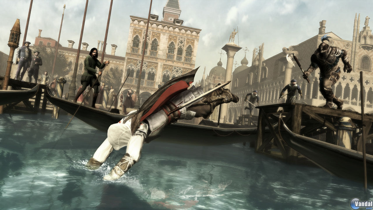 Assassin´s Creed II  [PC : PS3 : Xbox360] 200961515235_2