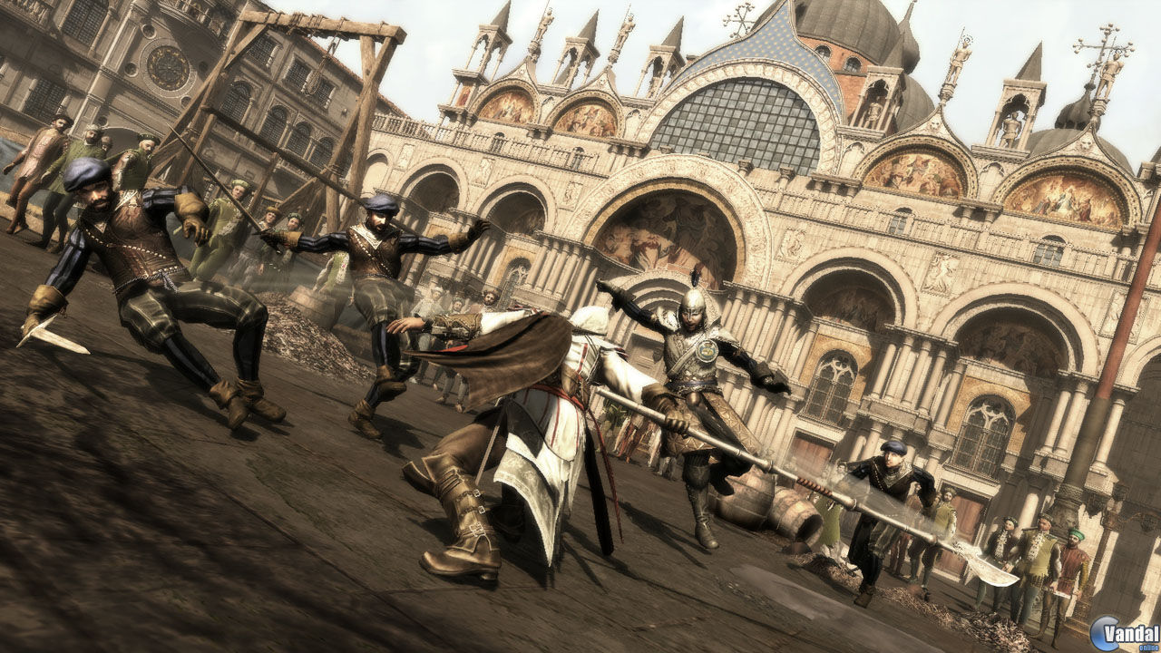 Assassin´s Creed II  [PC : PS3 : Xbox360] 200961515235_3