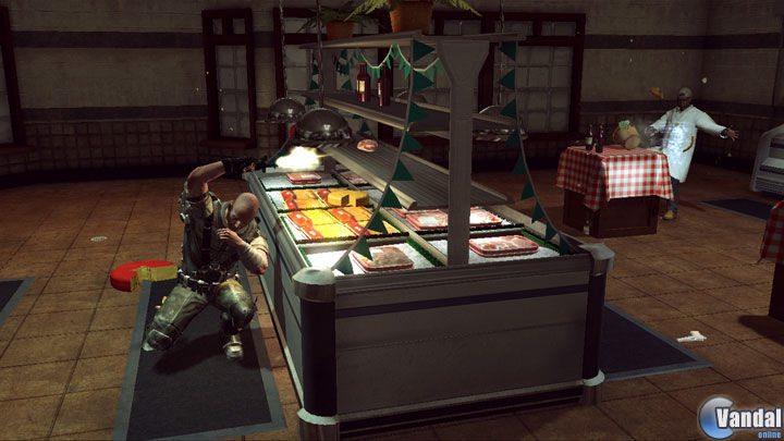 Imagen 7 de Eat Lead: The Return of Matt Hazard para PlayStation 3