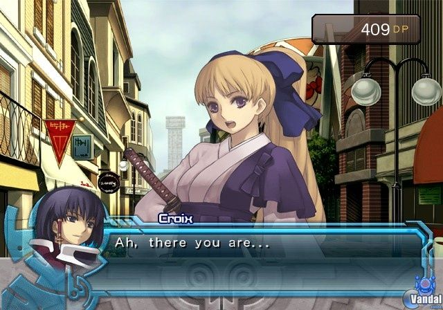 Imagen 6 de Ar tonelico II: Melody of Metafalica  para PlayStation 2