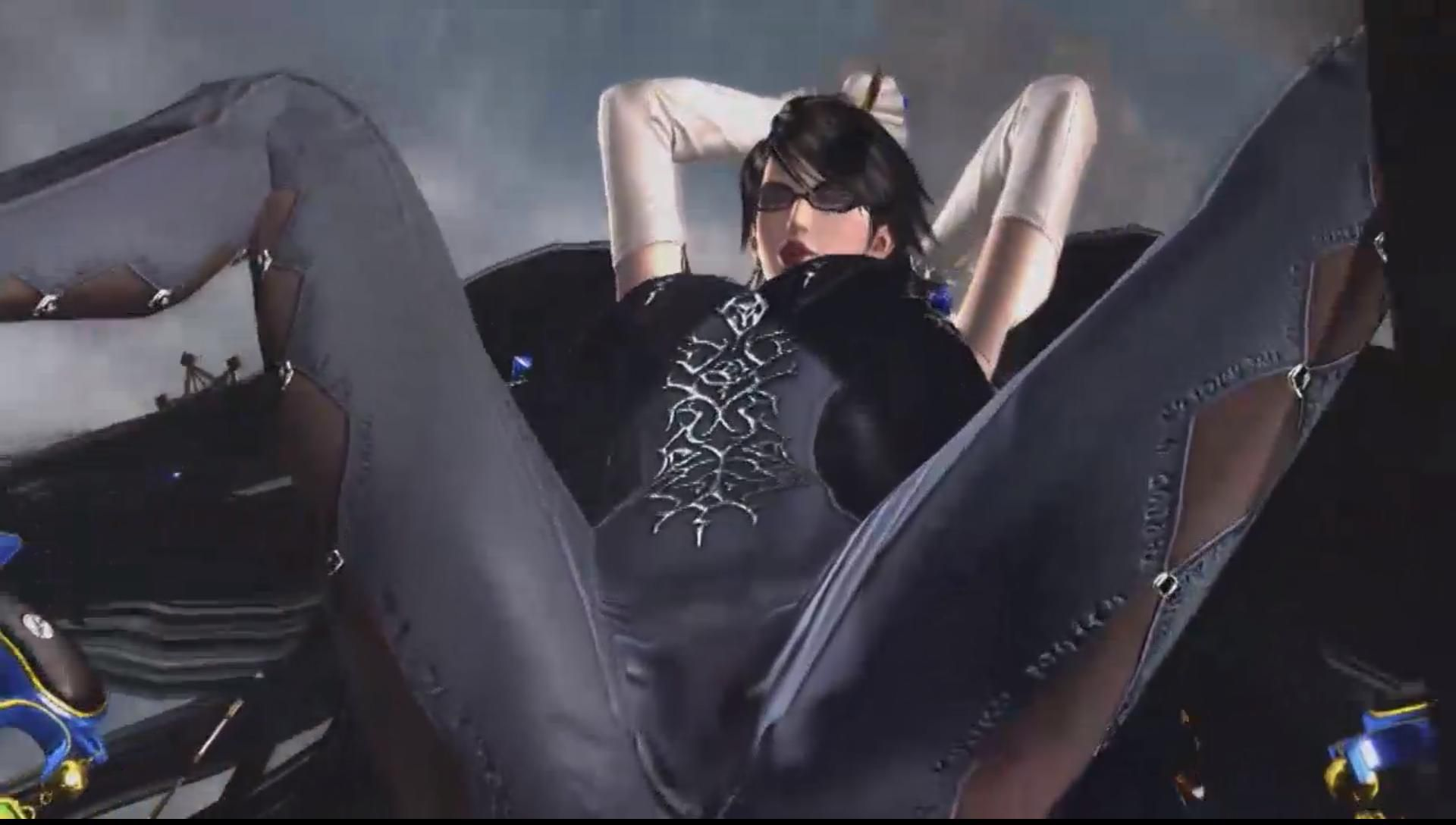 Bayonetta booty sex photos