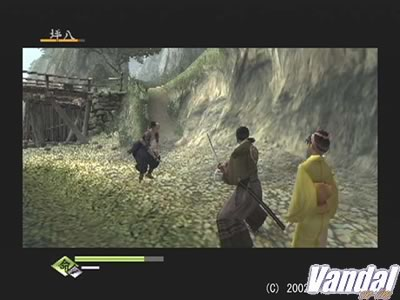 Imagen 6 de Way of the Samurai para PlayStation 2