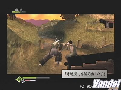 Imagen 5 de Way of the Samurai para PlayStation 2