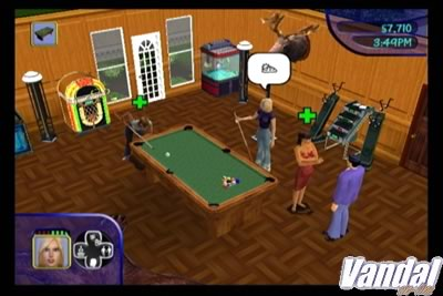 Imagen 1 de Los Sims para Xbox