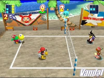 Im�genes Klonoa Beach Volleyball