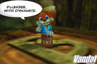 Im�genes Conker's Bad Fur Day