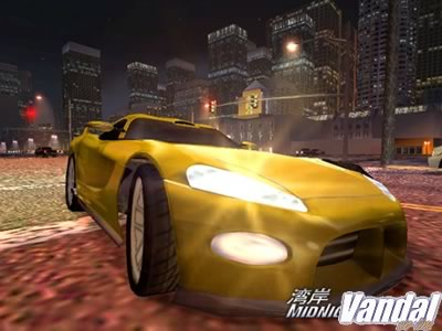 Im�genes de Midnight Club 2