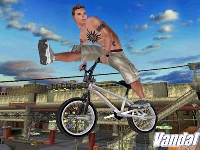 Imagen 3 de BMX XXX para Xbox