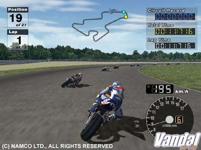 Primeras im�genes de Moto GP 3