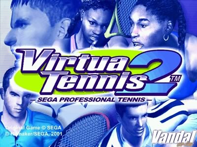 Im�genes Virtua Tennis 2