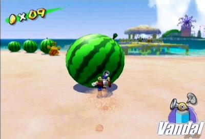Imagen Super Mario Sunshine - GameCube Imagen 117