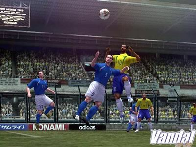 Imagen 2 de Winning Eleven 6 Final Evolution para PlayStation 2