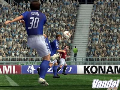 Imagen 3 de Winning Eleven 6 Final Evolution para PlayStation 2